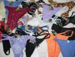 Různé kalhotky - spodní prádlo